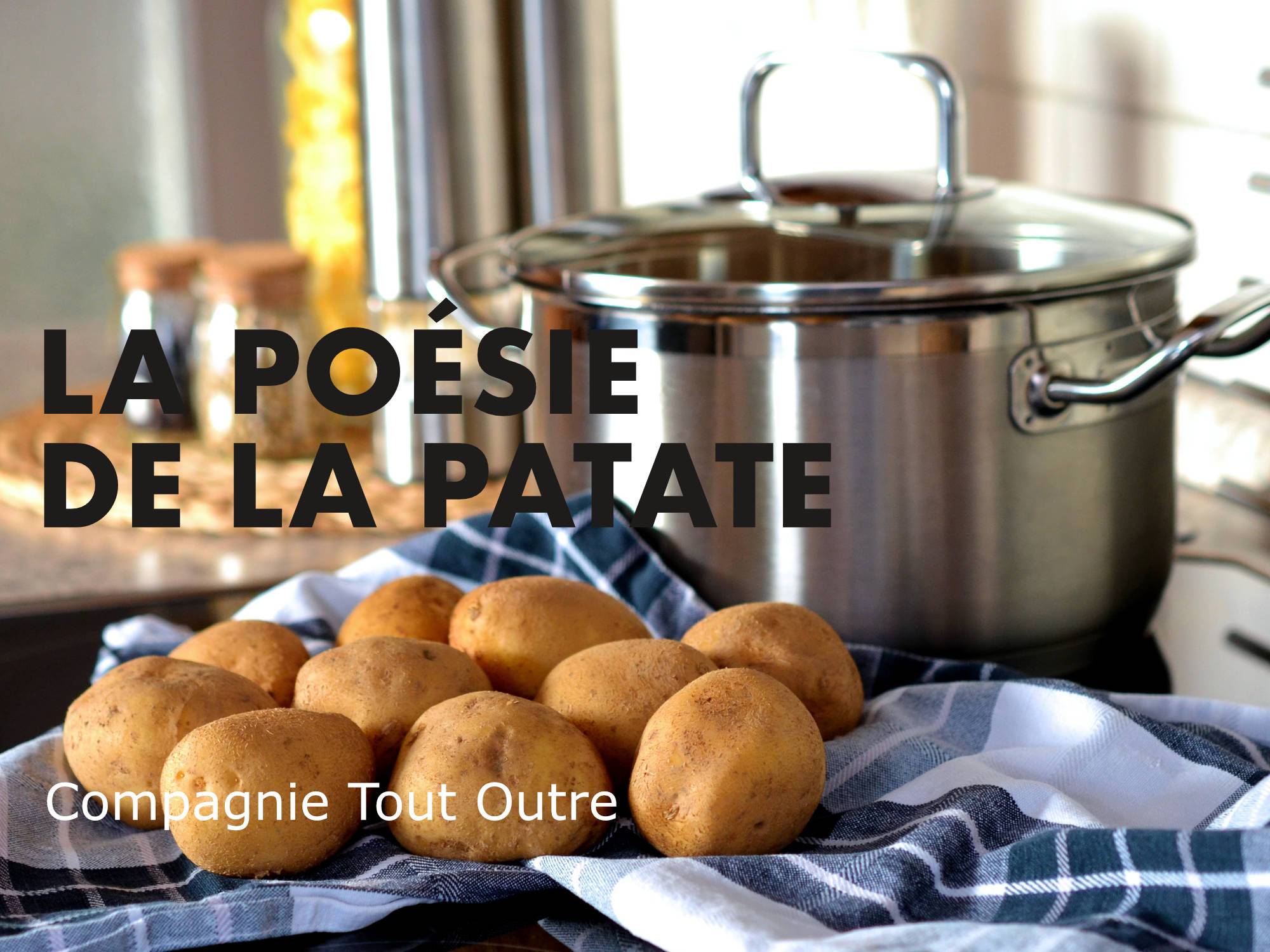 'Po�sie de la patate' - spectacle en appartement